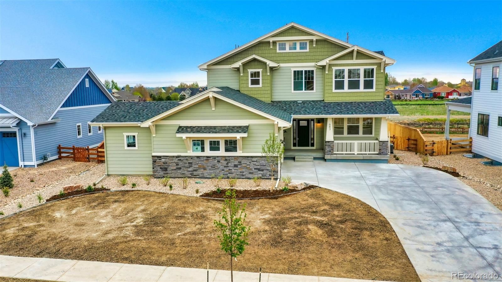 683 Delechant Court, Erie, CO 80516 - #: 5756729