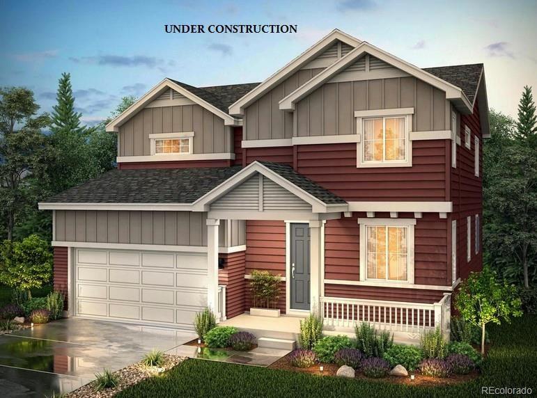10125 Bluffstone Court, Peyton, CO 80831 - MLS#: 9628729