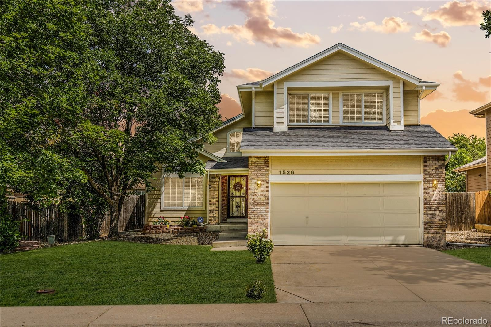1526 S Richfield Way, Aurora, CO 80017 - MLS#: 9200730