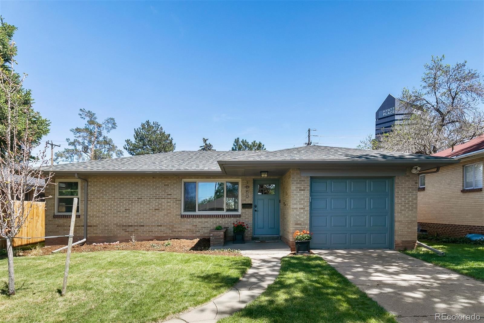1060 S Harrison Street, Denver, CO 80209 - #: 3711731
