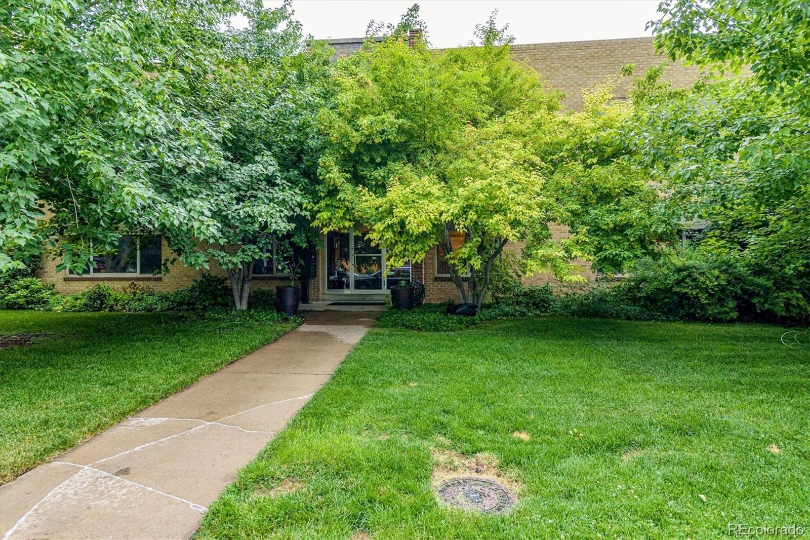 Photo of 855 Dahlia Street #102, Denver, CO 80220 (MLS # 4771732)