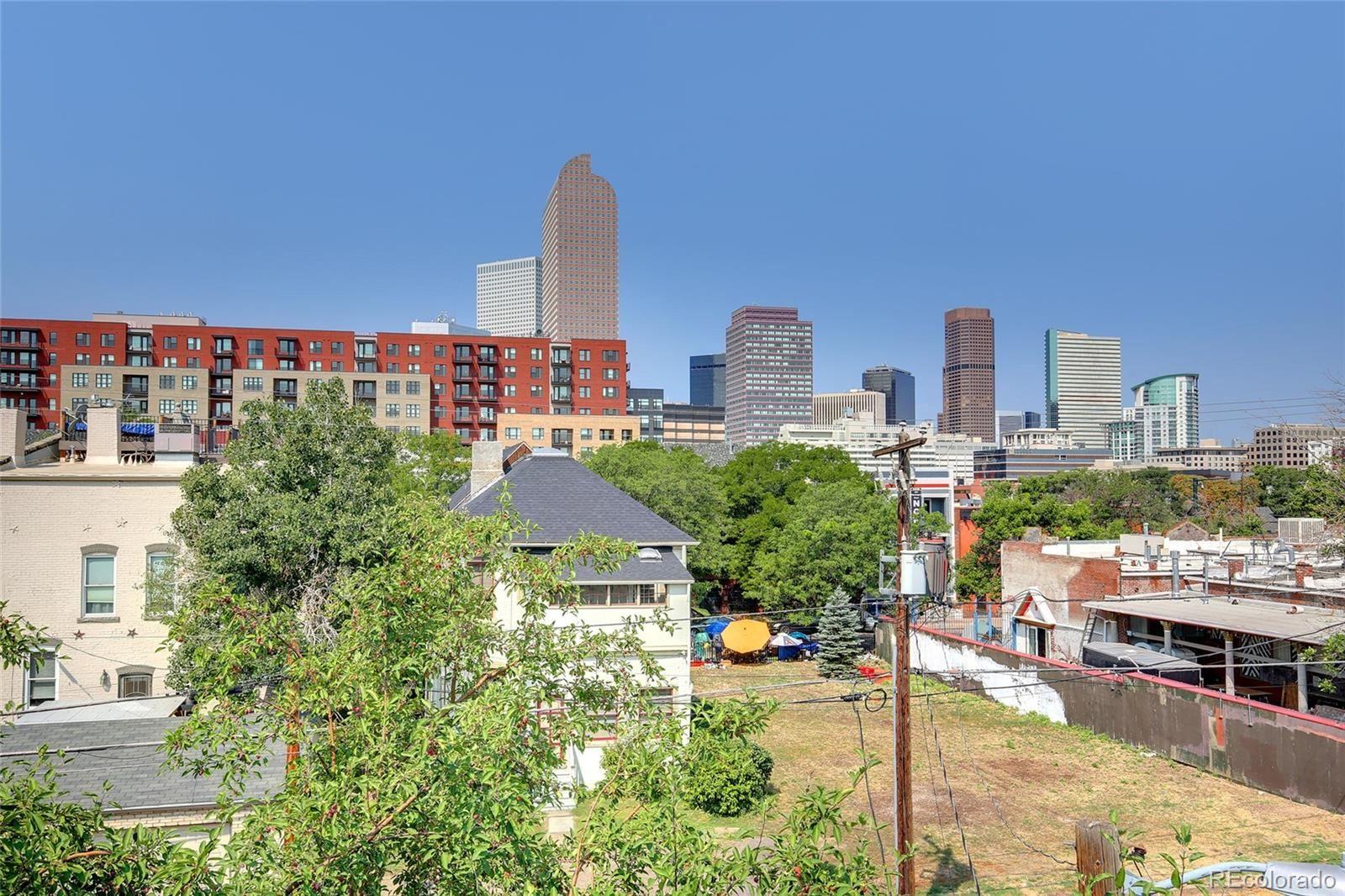 Photo of 1647 Clarkson Street #4, Denver, CO 80218 (MLS # 2205735)