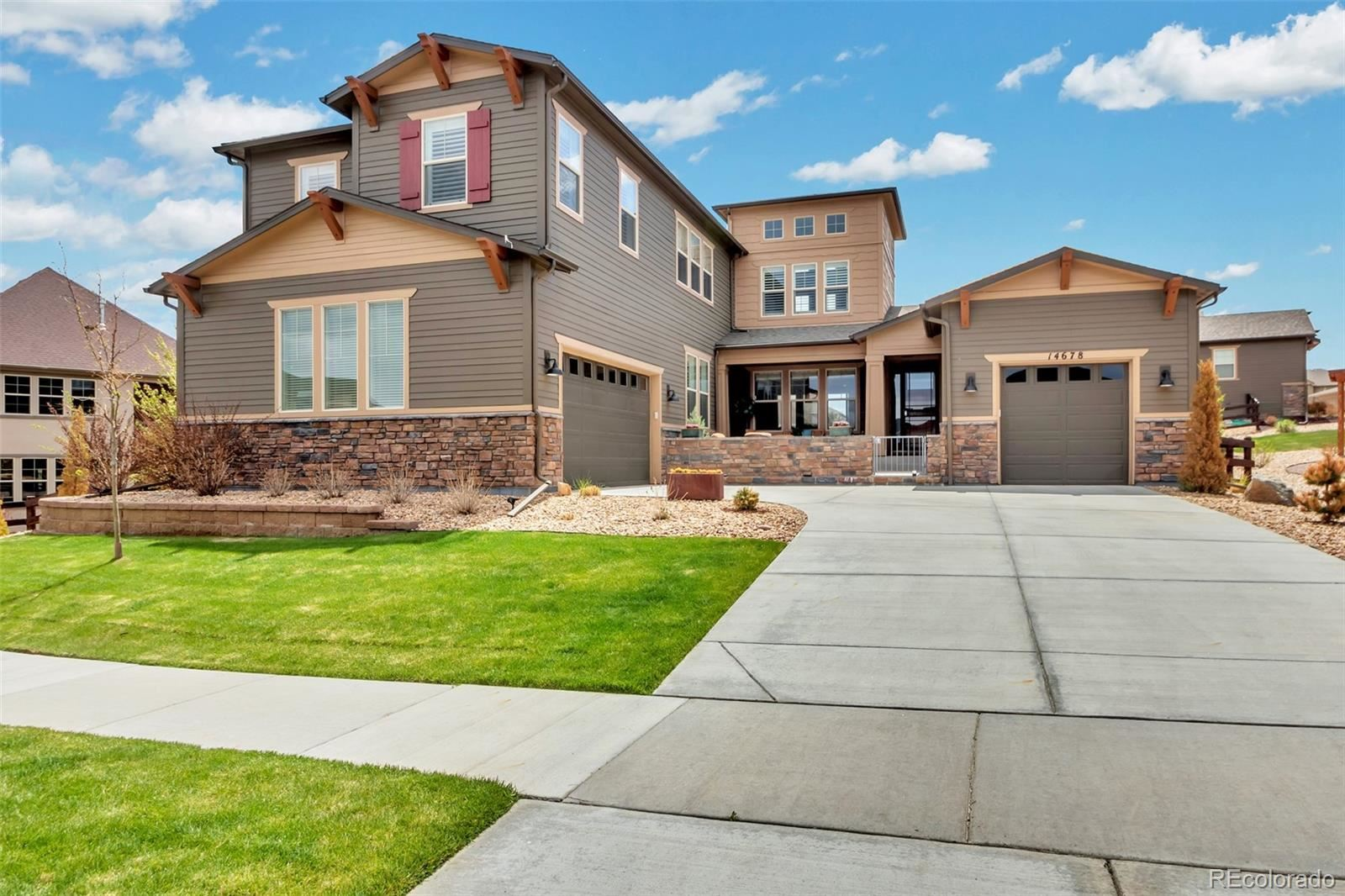 14678  Saddlebred Avenue, Parker, CO 80134 - #: 3784735