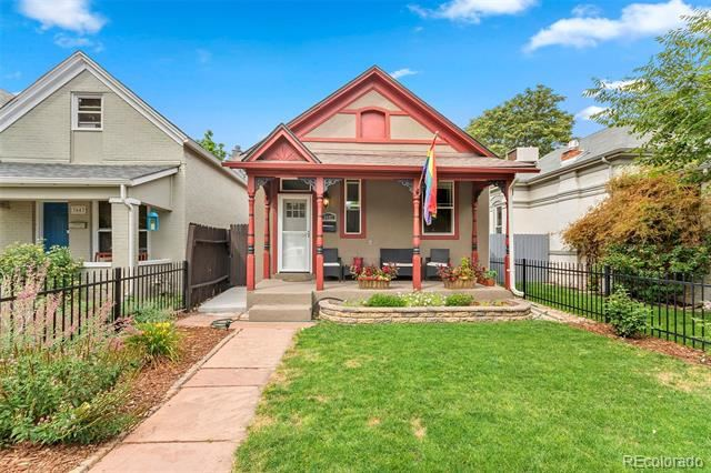 3447 North Humboldt Street, Denver, CO 80205 - #: 4315735
