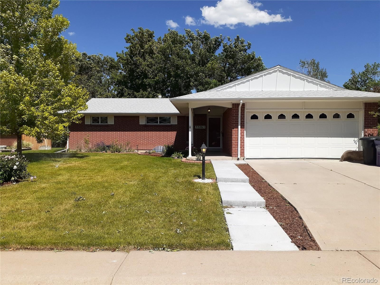 3326 S Verbena Court, Denver, CO 80231 - #: 4326735