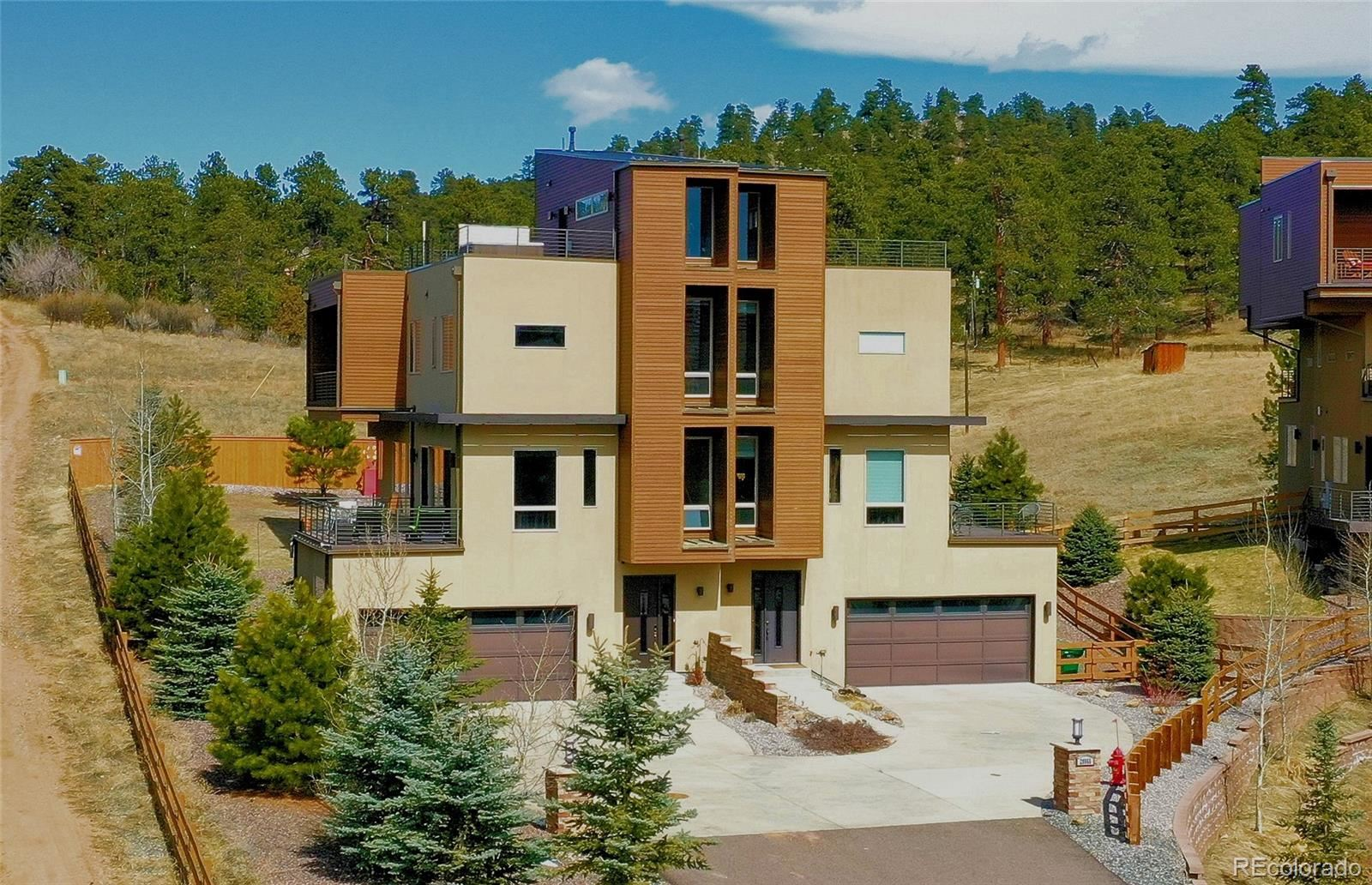 28675 Tepees Way, Evergreen, CO 80439 - #: 9237735