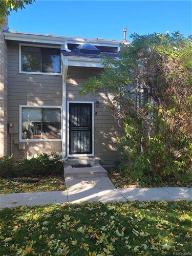 Photo of 8781 W Cornell Avenue #4, Lakewood, CO 80227 (MLS # 6561736)