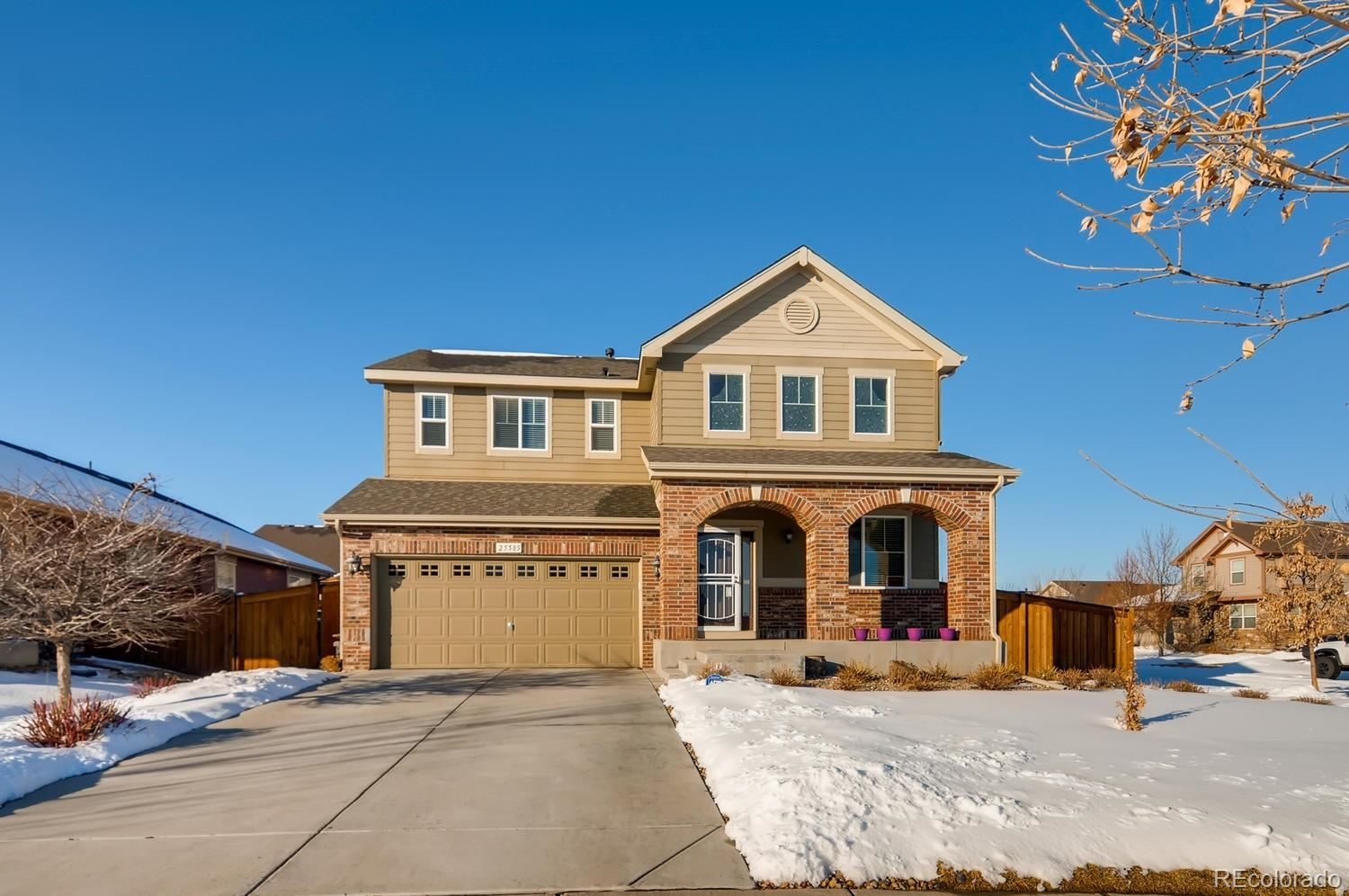 25585 E 4th Place, Aurora, CO 80018 - #: 8437736