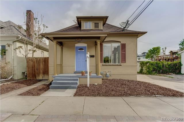 1725 East 36th Avenue, Denver, CO 80205 - #: 5509738