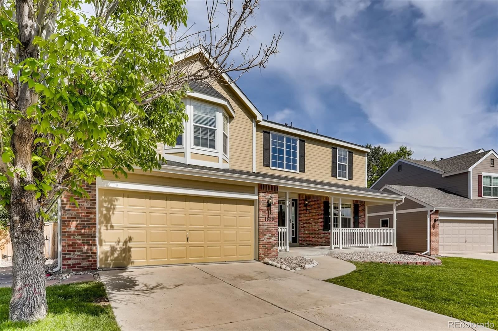1639  Spring Water Lane, Highlands Ranch, CO 80129 - #: 9608738