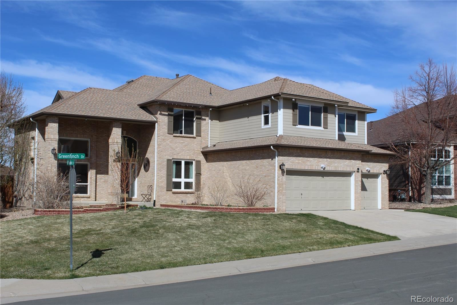 4217  Greenfinch Drive, Highlands Ranch, CO 80126 - #: 7878741