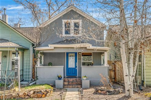 Photo of 4240 Quitman Street, Denver, CO 80212 (MLS # 6637742)