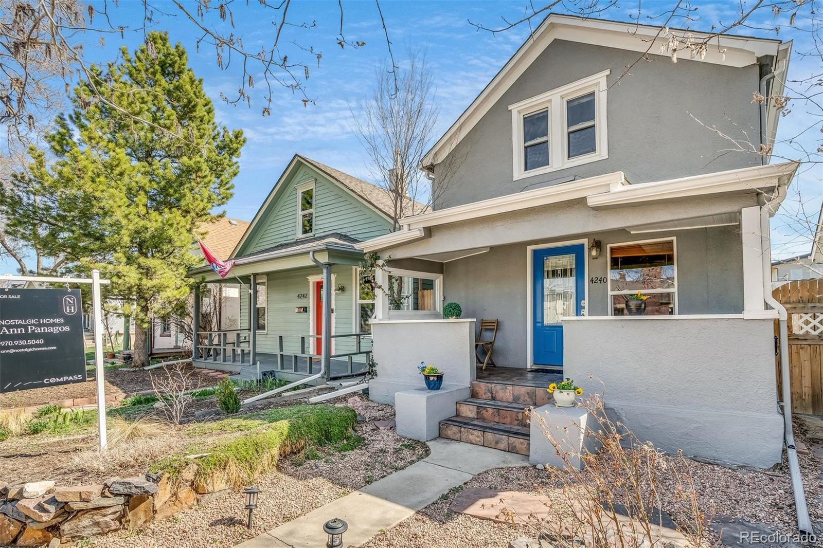 Photo of 4240 Quitman Street, Denver, CO 80212 (MLS # 6637742)
