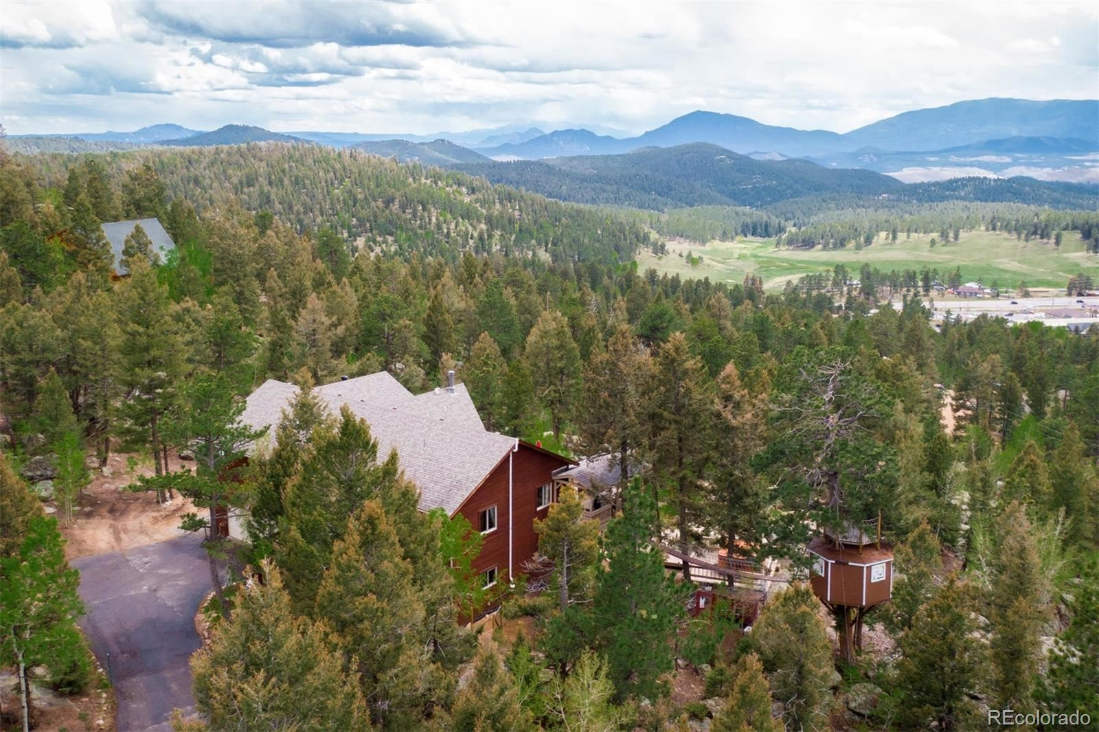 12075 Mauff Way, Conifer, CO 80433 - #: 2376743