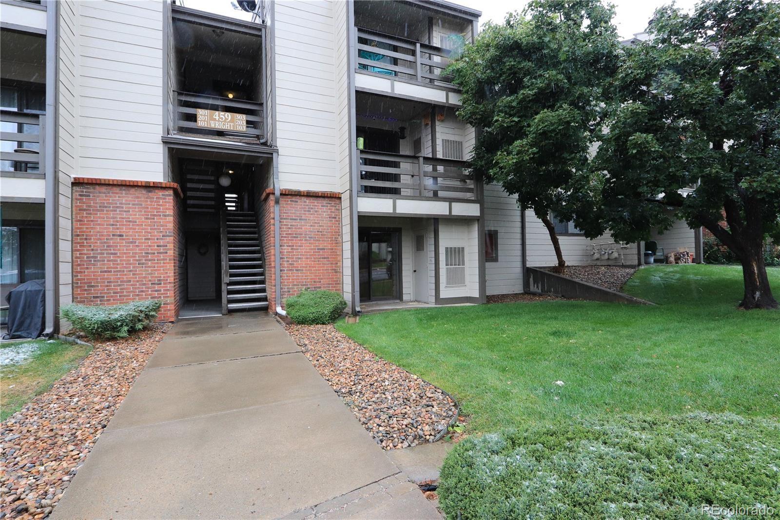 459 Wright Street #103, Lakewood, CO 80228 - #: 5536743