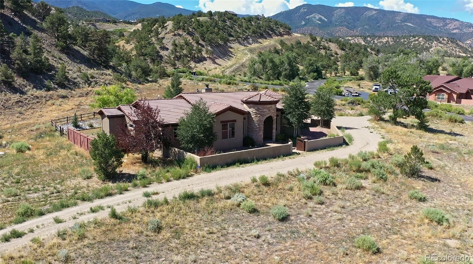 8129  Buck Run, Salida, CO 81201 - #: 7739743