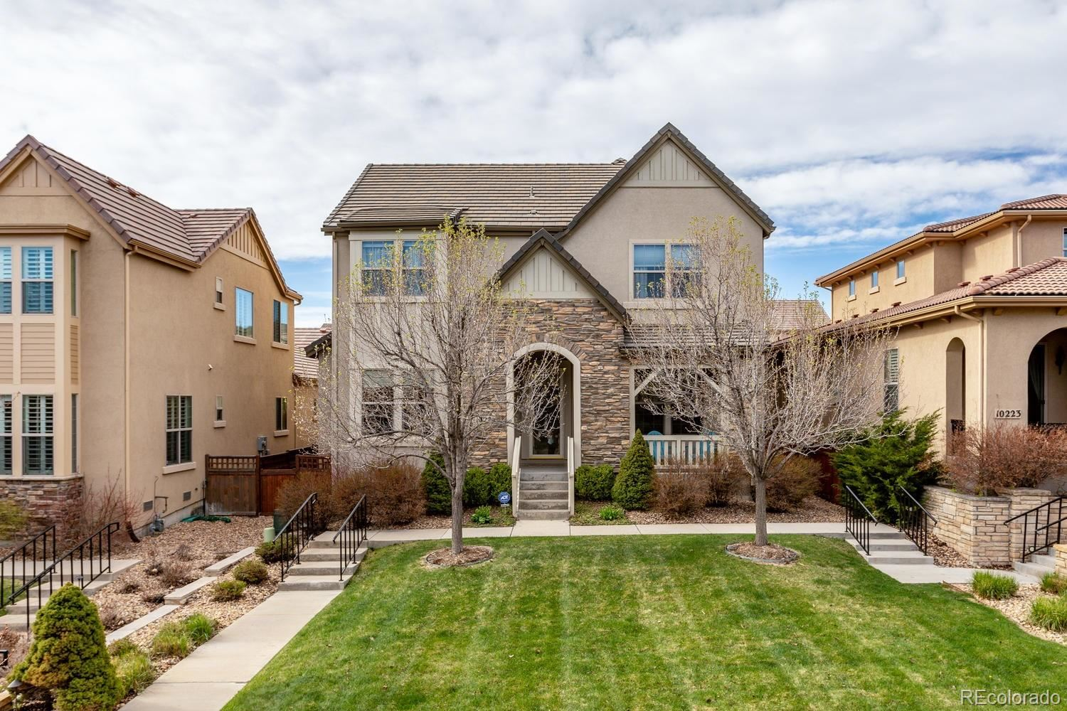 10221  Bluffmont Drive, Lone Tree, CO 80124 - #: 8761743