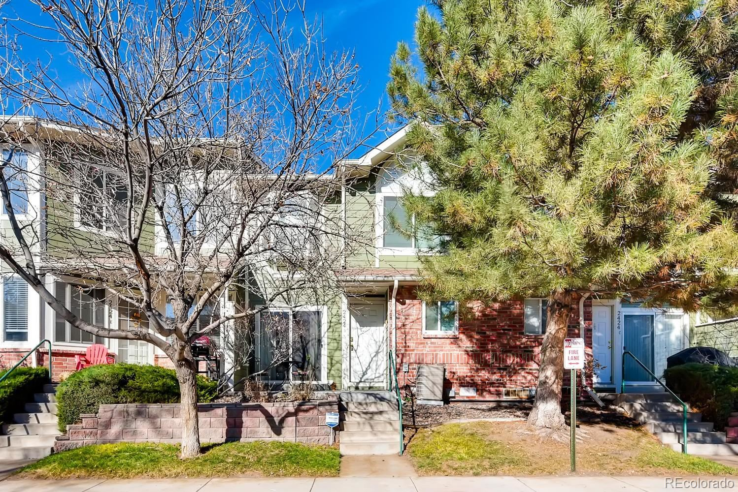 2424 W 82nd Place  D #D, Westminster, CO 80031 - #: 2541746