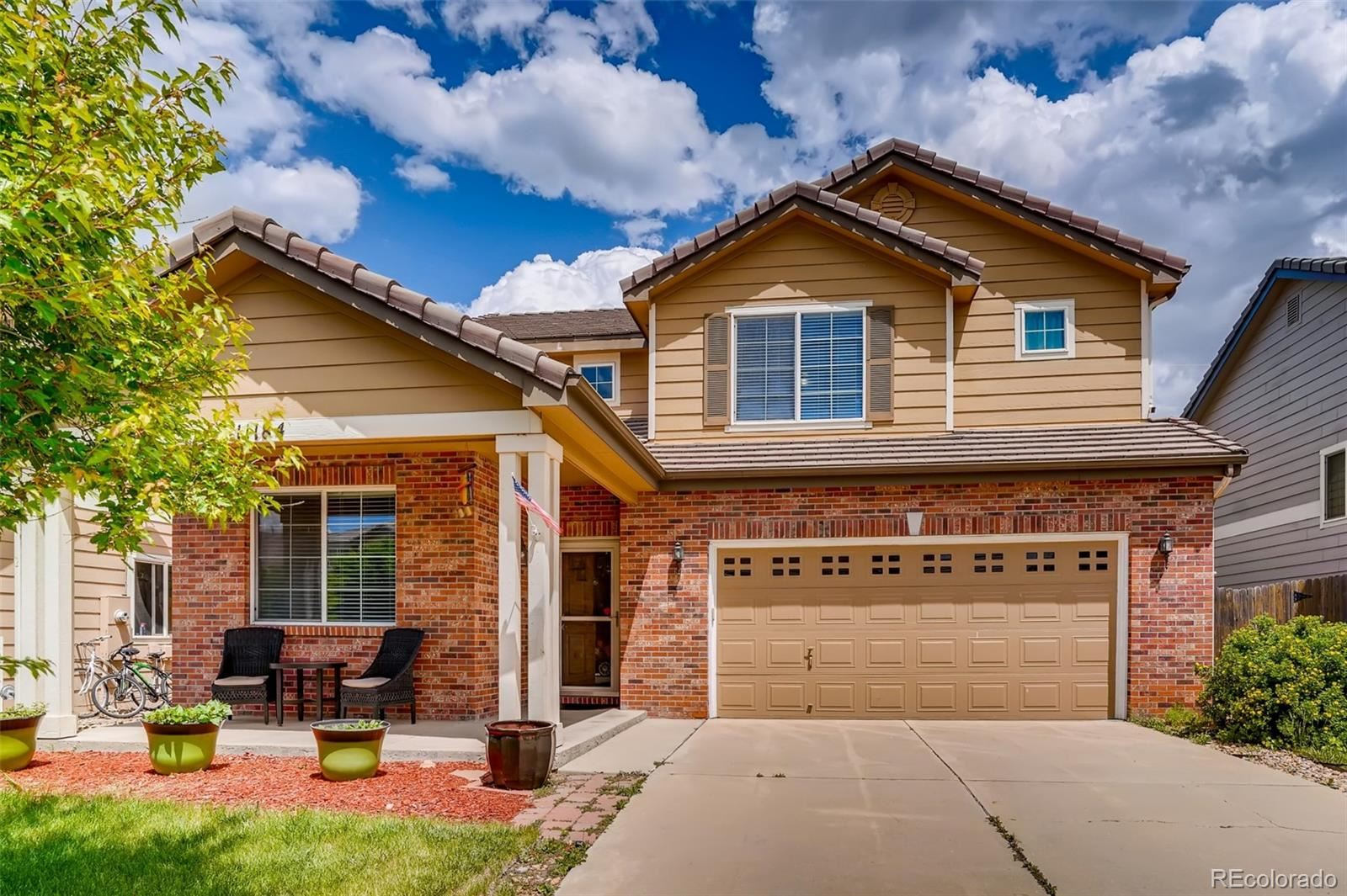 Photo of 11184 Kilberry Way, Parker, CO 80134 (MLS # 4284746)