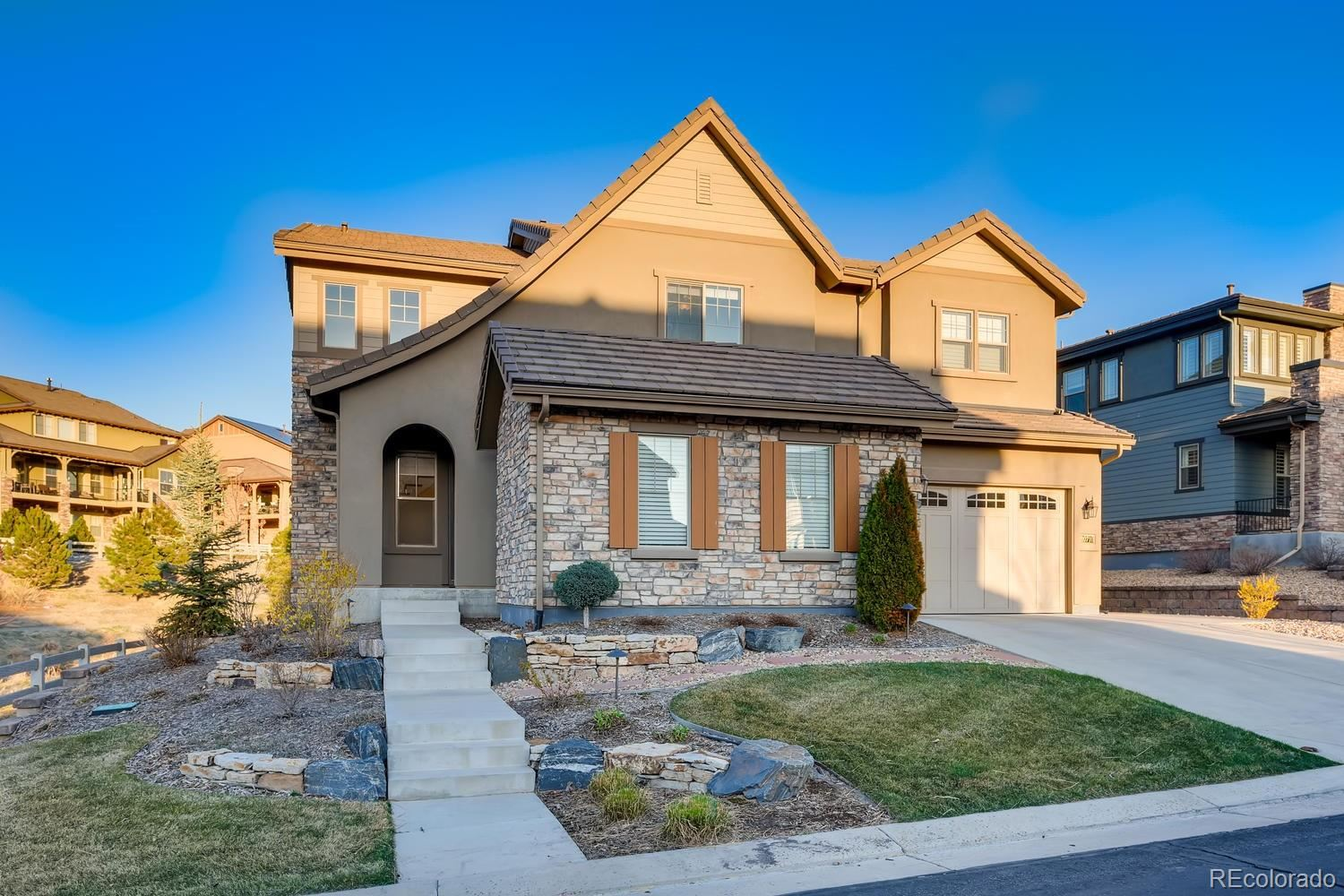 10710  Manorstone Drive, Highlands Ranch, CO 80126 - #: 7526746