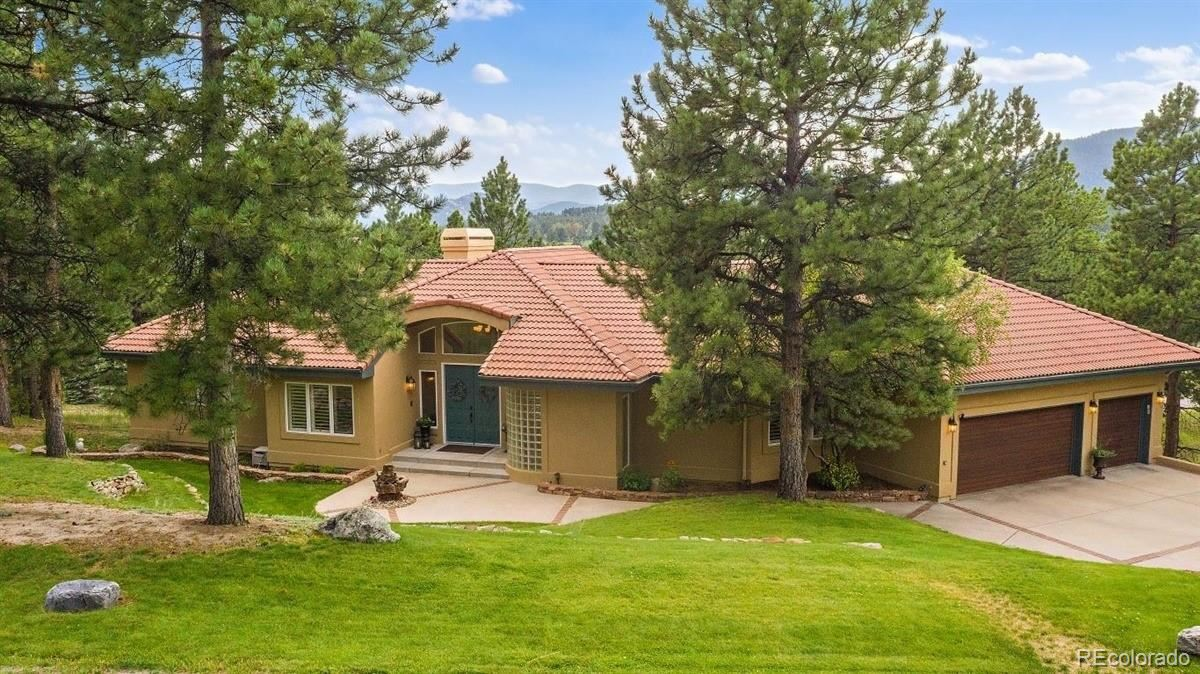 30442 Heavenly Court, Evergreen, CO 80439 - #: 4688747