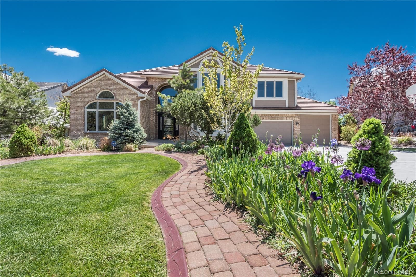 7660  Crosby Drive, Lone Tree, CO 80124 - #: 6105747