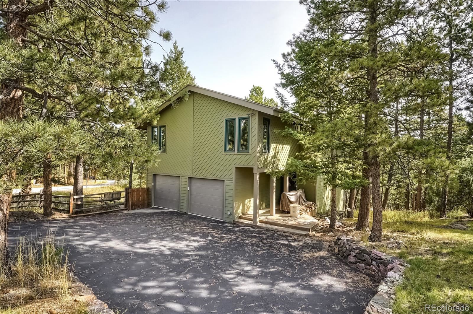 4110 Aspen Lane, Evergreen, CO 80439 - #: 8373747