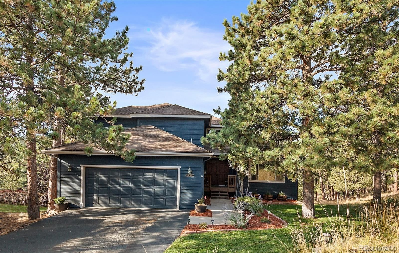 27174  Sun Ridge Drive, Evergreen, CO 80439 - #: 5169750