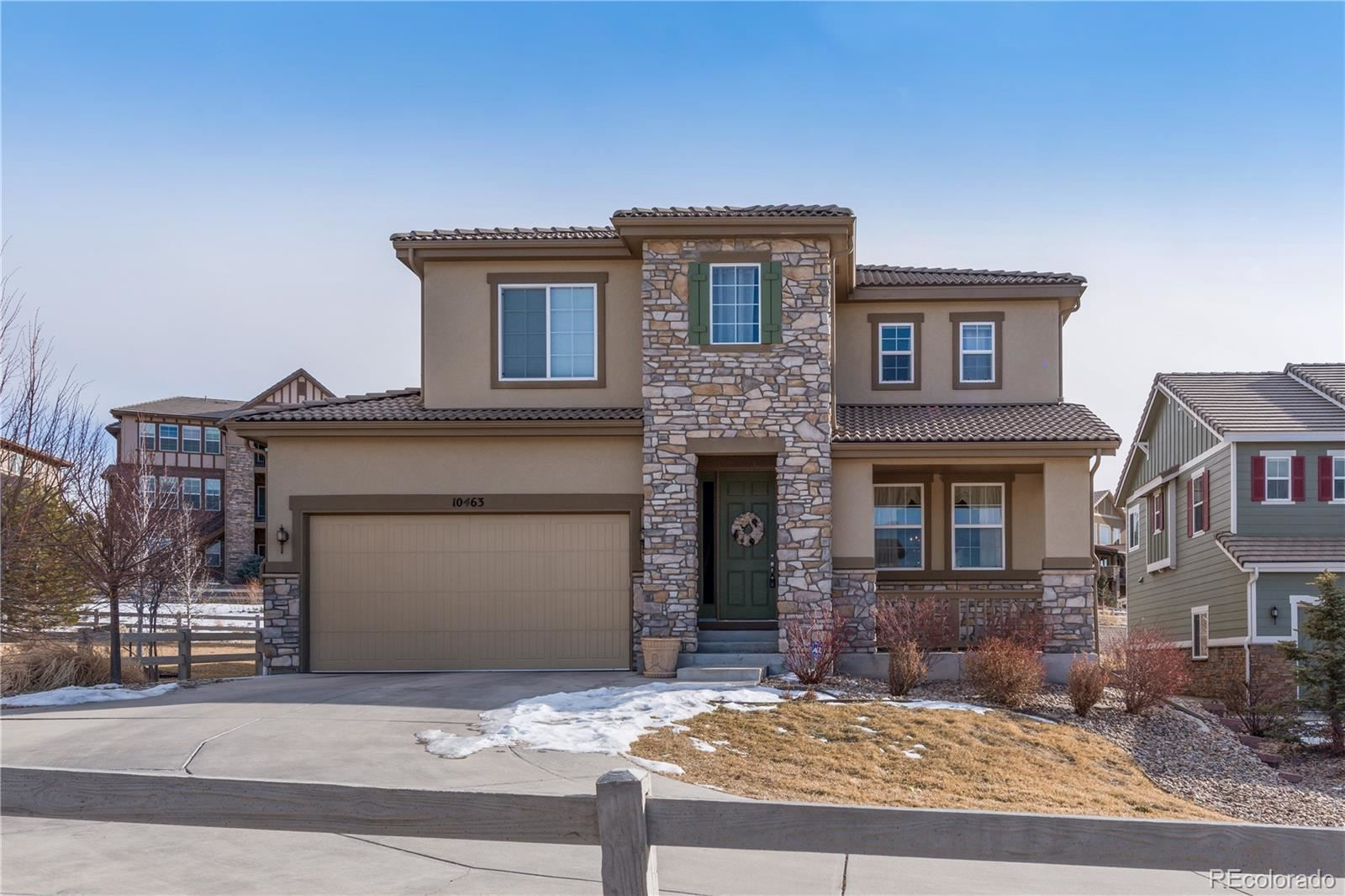 10463  Meadowleaf Way, Highlands Ranch, CO 80126 - #: 9862751