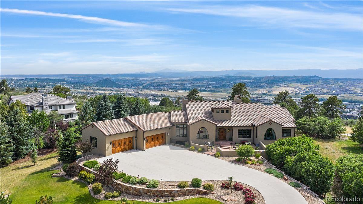 880 Diamond Ridge Circle, Castle Rock, CO 80108 - #: 9795752