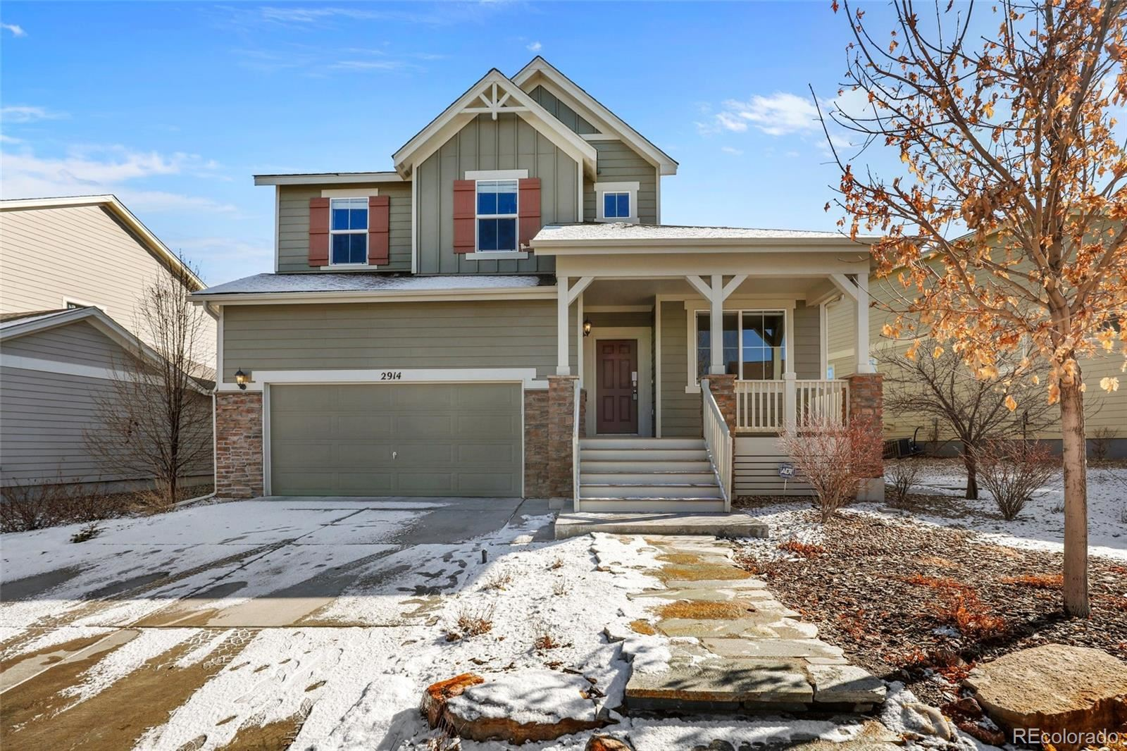 2914  Dreamcatcher Loop, Castle Rock, CO 80109 - #: 6353753