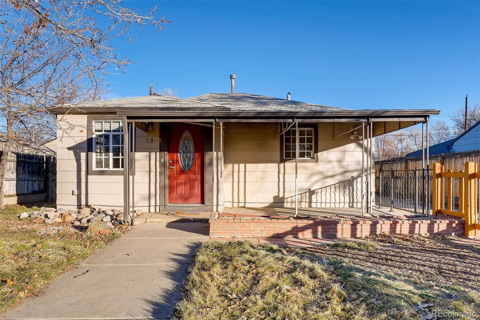6935 W 55th Place, Arvada, CO 80002 - #: 2683757