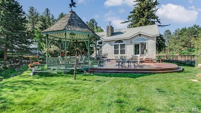 4688 S Blue Spruce Road, Evergreen, CO 80439 - #: 5005757