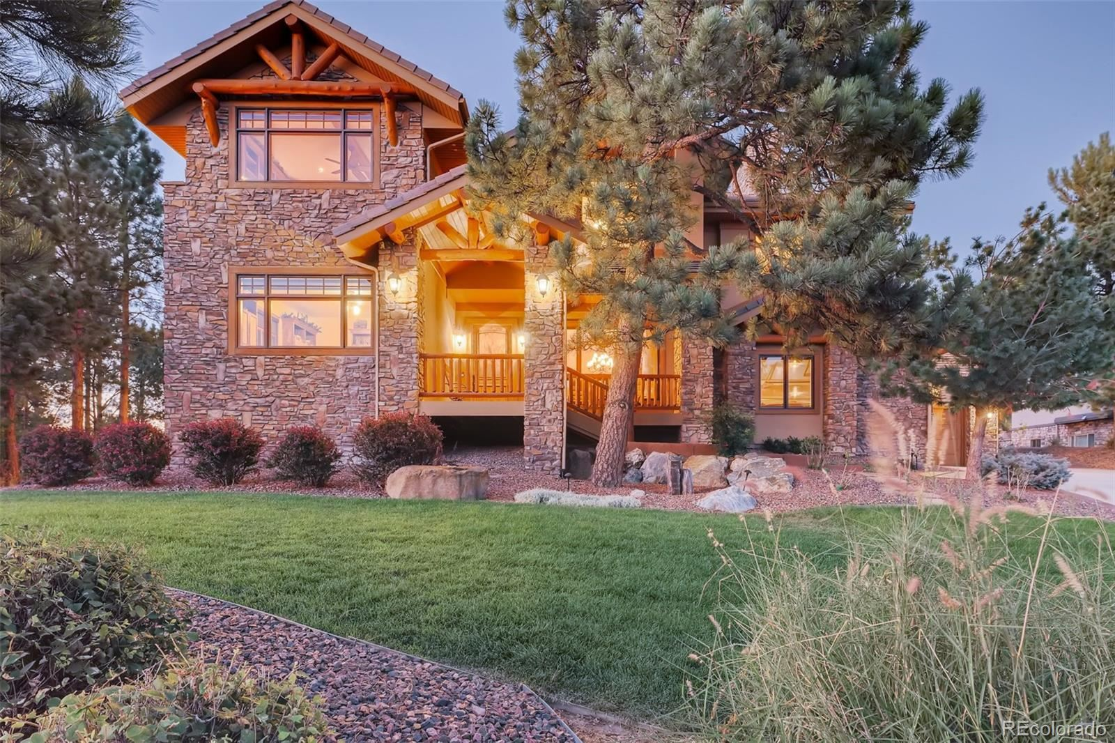Photo of 8381 Gopher Court, Parker, CO 80134 (MLS # 8057757)