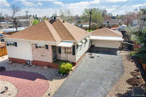 Photo of 3740 Benton Street, Wheat Ridge, CO 80212 (MLS # 6677758)