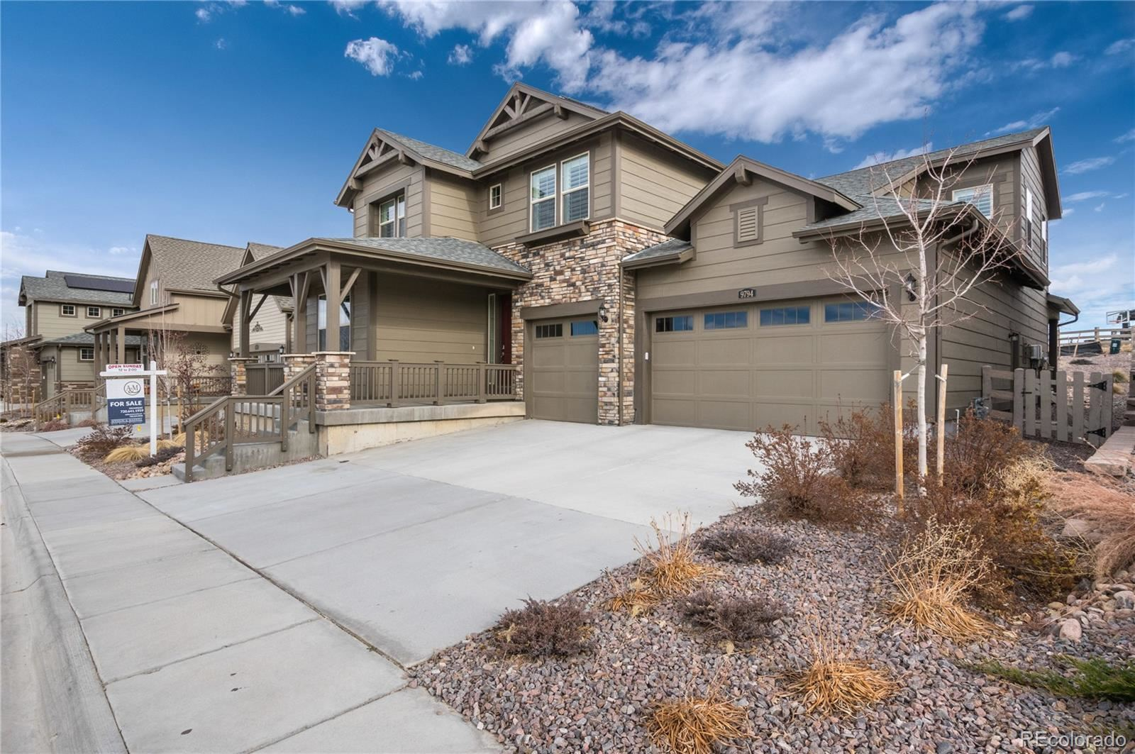 9794  Taylor River Circle, Littleton, CO 80125 - #: 4560759