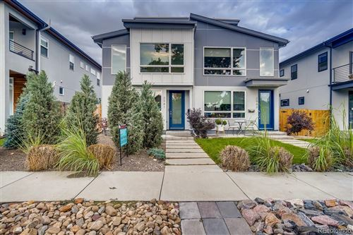 Photo of 3941 Utica Street, Denver, CO 80212 (MLS # 6786762)