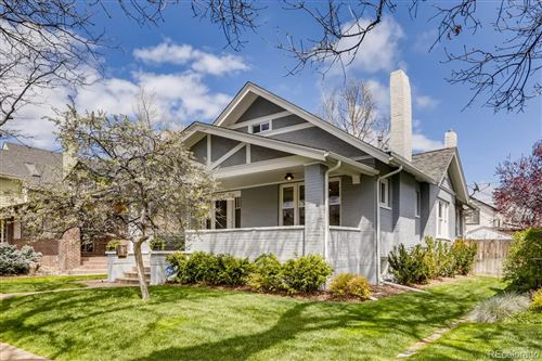 Photo of 928 S Williams Street, Denver, CO 80209 (MLS # 7182762)