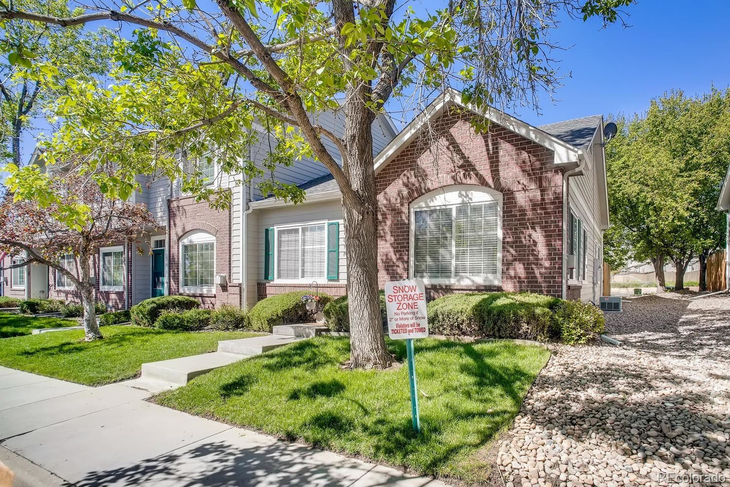 9609 W Chatfield Avenue  F #F, Littleton, CO 80128 - #: 9514762