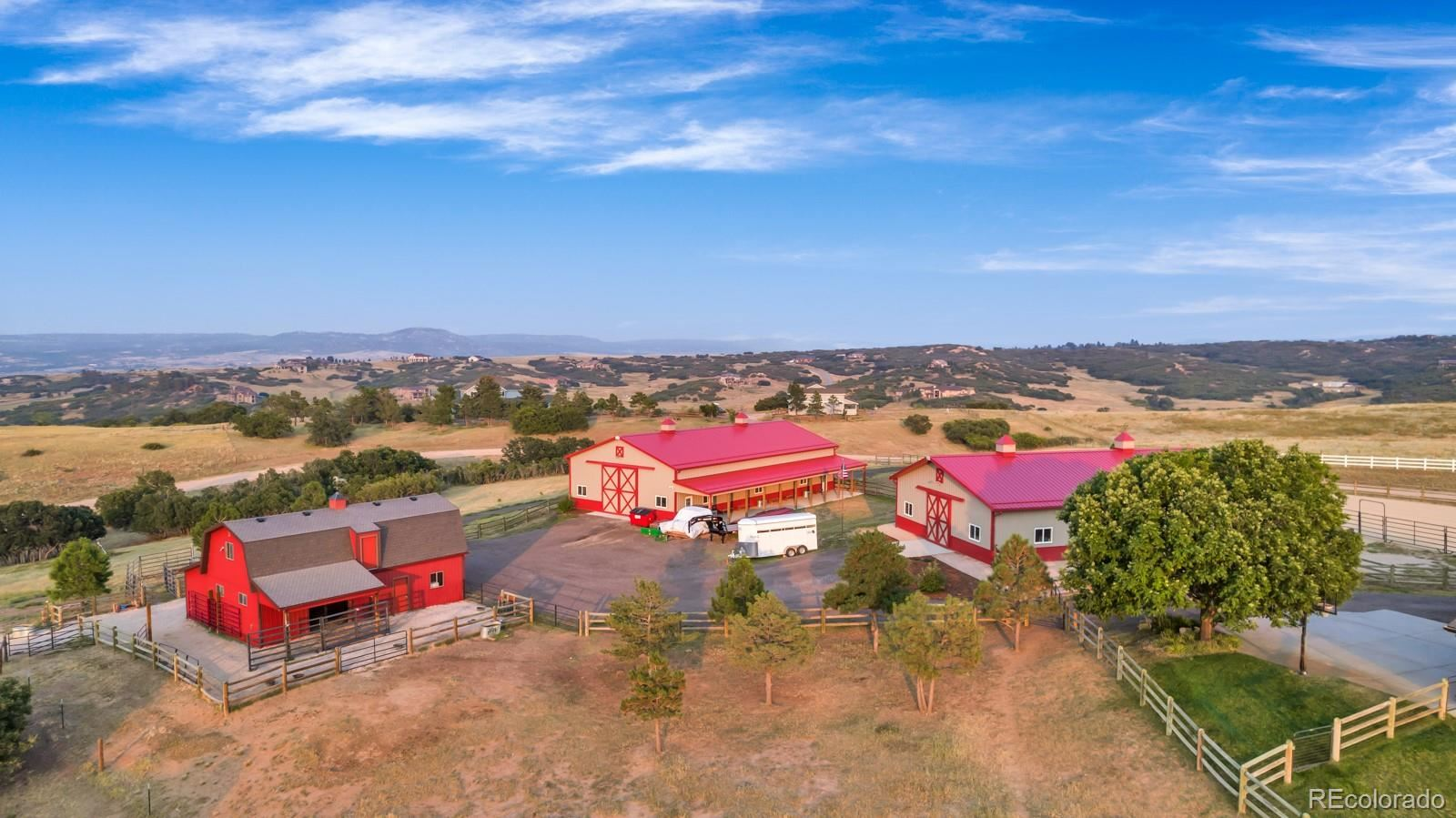Photo of 4416 Mustang Circle, Sedalia, CO 80135 (MLS # 2961763)