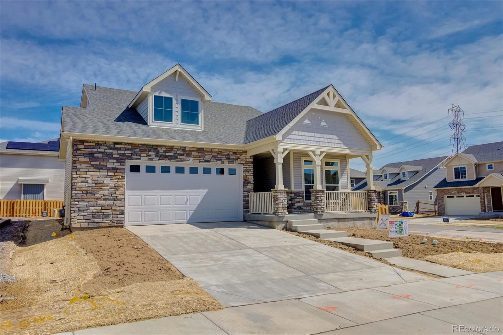 26333 E Archer Avenue, Aurora, CO 80018 - #: 8069763