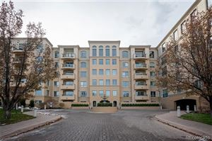 Photo of 2500 East Cherry Creek South Drive #313, Denver, CO 80209 (MLS # 5778766)