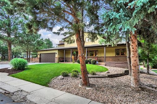Photo of 550 Big Valley Drive, Colorado Springs, CO 80919 (MLS # 2151767)