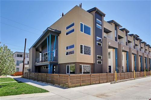 Photo of 3128 W 20th Avenue, Denver, CO 80211 (MLS # 8692767)