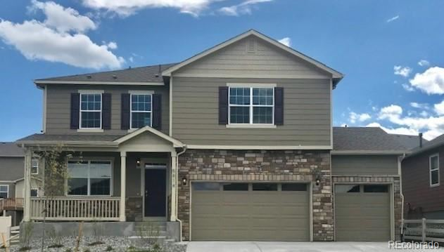 5788  Plains End Court, Castle Rock, CO 80104 - #: 2432768