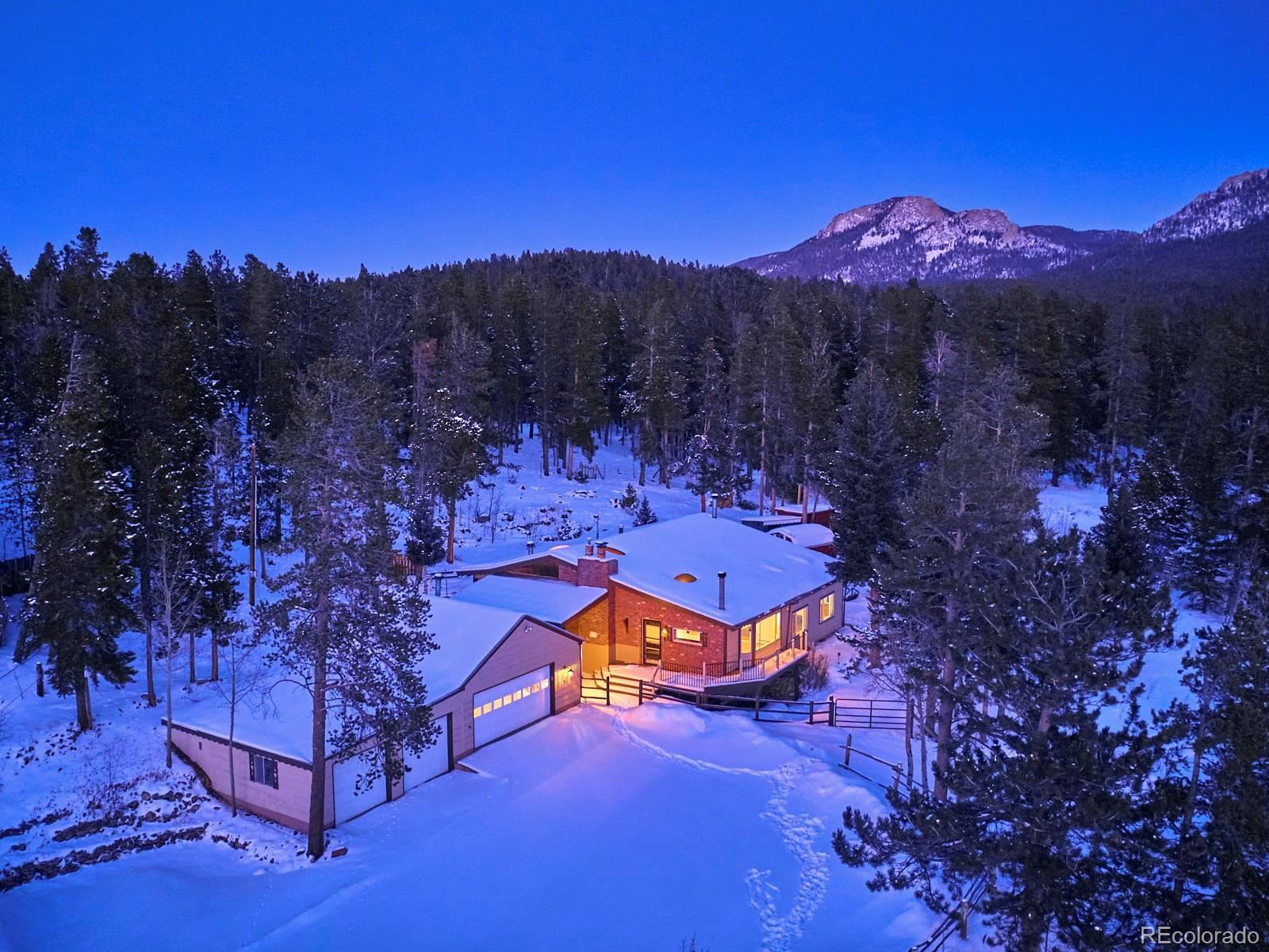 131  Rudolph Ranch Road, Black Hawk, CO 80422 - #: 6350768