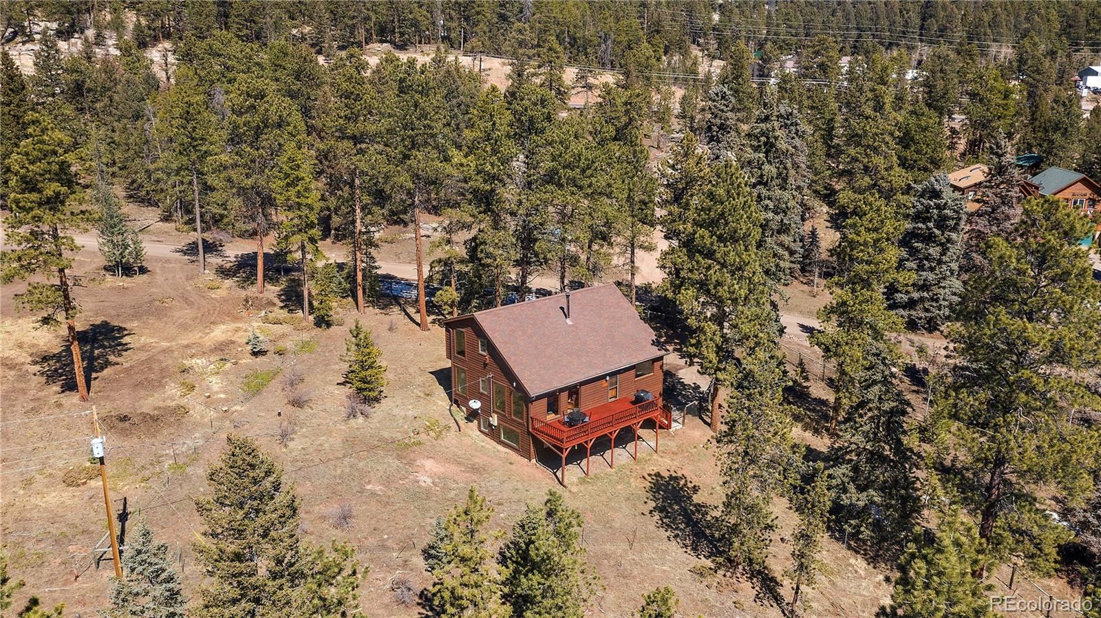 27664  Fawn Drive, Conifer, CO 80433 - #: 8322769