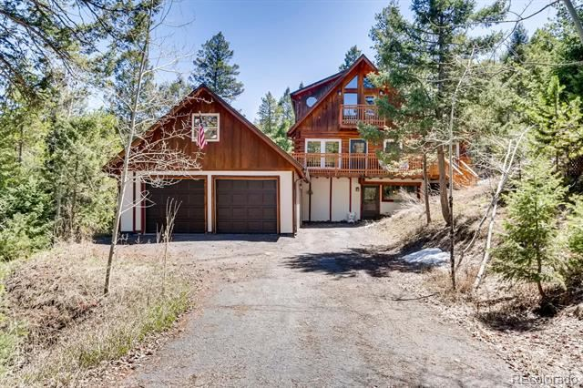 23915 Bent Feather Road, Conifer, CO 80433 - #: 5778770