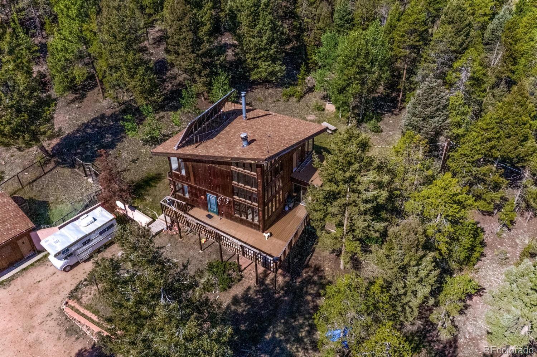 24897 Red Cloud Drive, Conifer, CO 80433 - #: 7211771