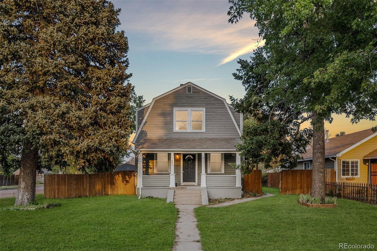 Photo of 1690 Spruce Street, Denver, CO 80220 (MLS # 9306771)